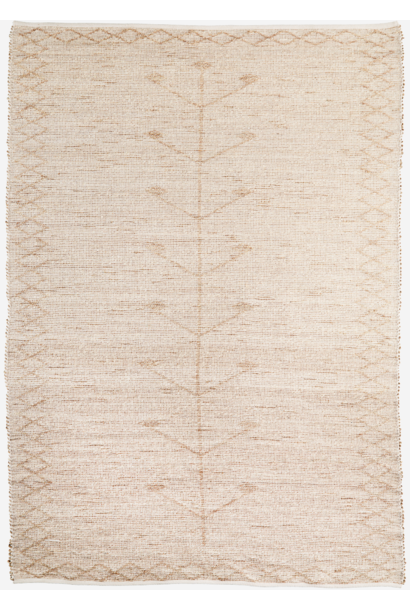 Vloerkleed Seagrass 180x270cm Natural White