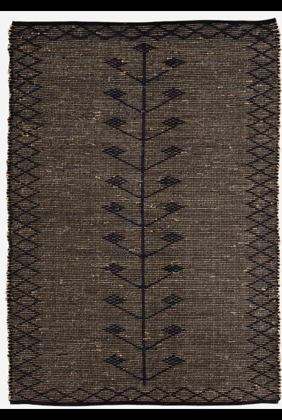 Vloerkleed Seagrass 120x180cm Black