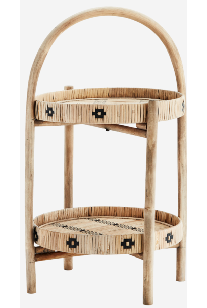 Etagere Bamboo 33x59,5cm Natural