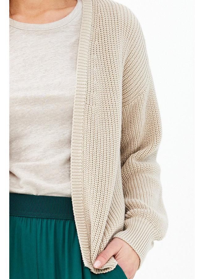 Vest Bar cotton Linen