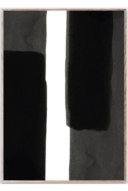 Poster Enso Black l 30x40cm