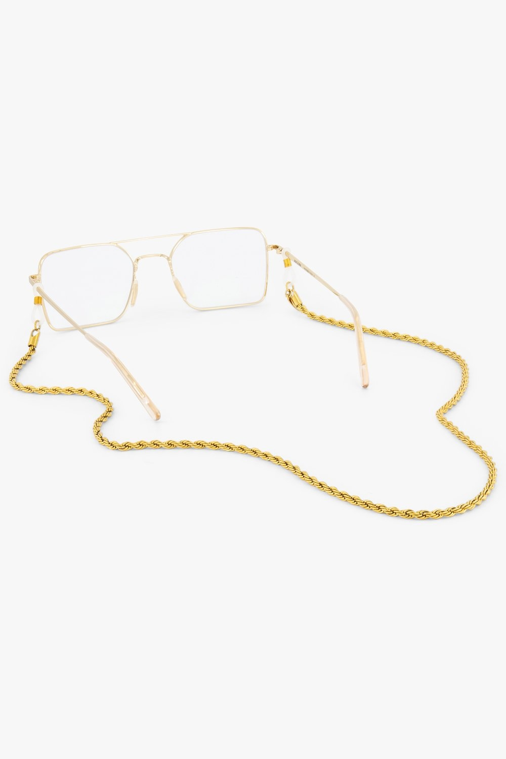 Sunnycord snake chain gold-1