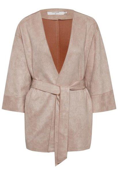 Vest kimono TijanaCR Beige Rose