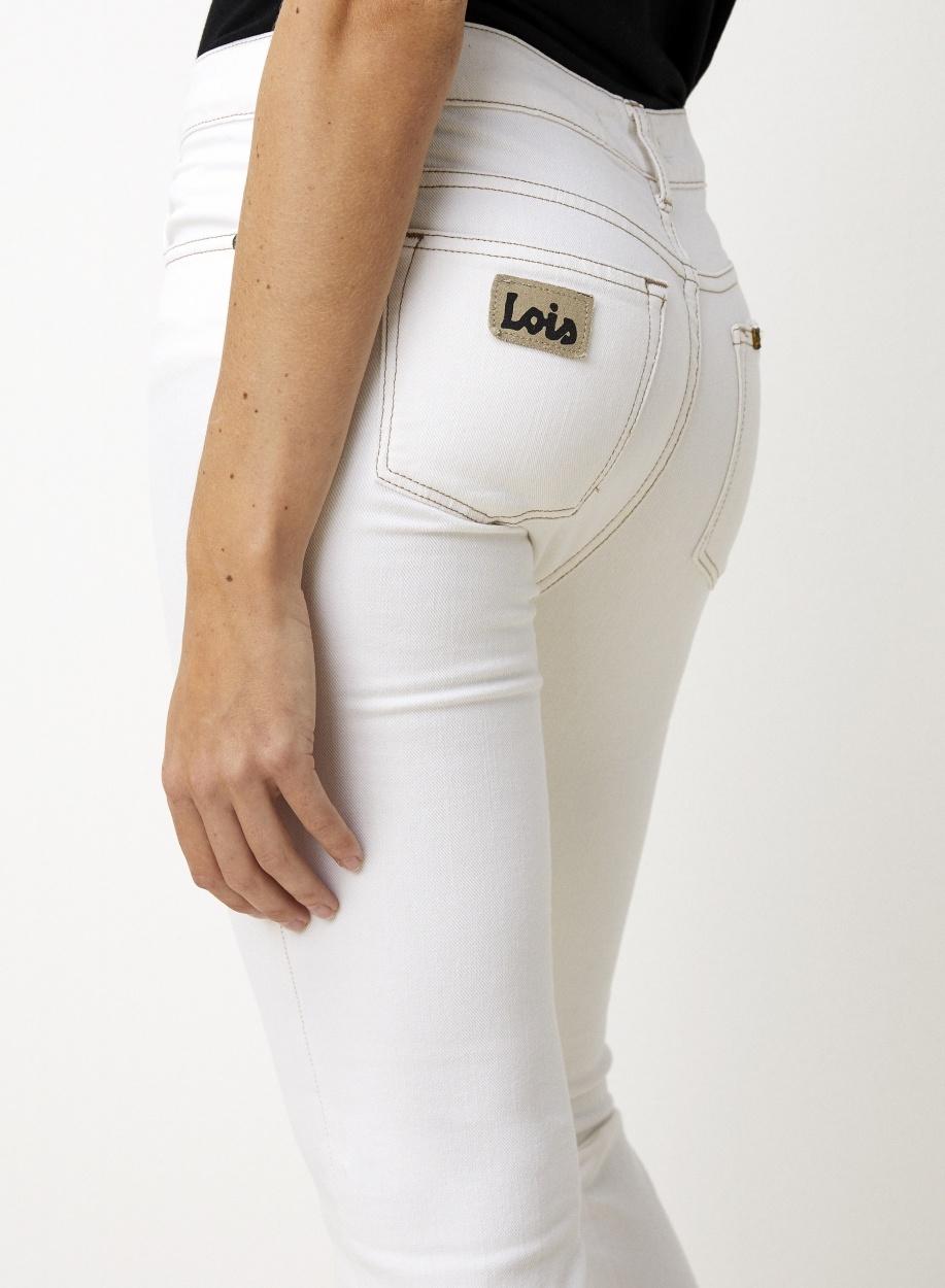 Jeans Cheers Chic Ecru-2