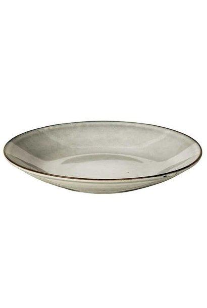 Bord Nordic Sand - Pasta plate