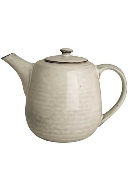 Theepot Nordic Sand Teapot 130CL