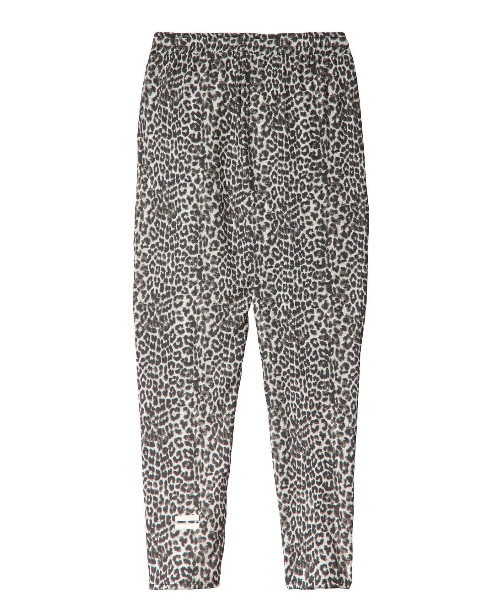 Broek Leopard White Sand-3