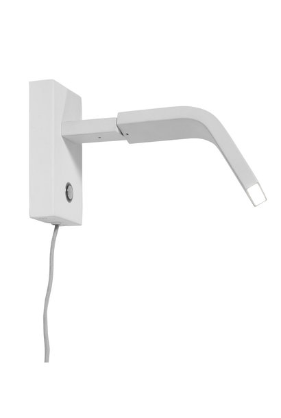 Wandlamp Zurich LED white