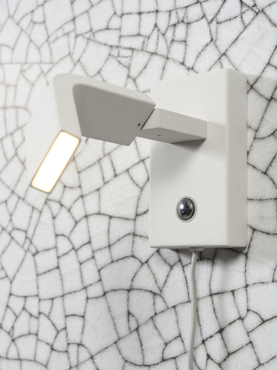 Wandlamp Zurich LED white-3