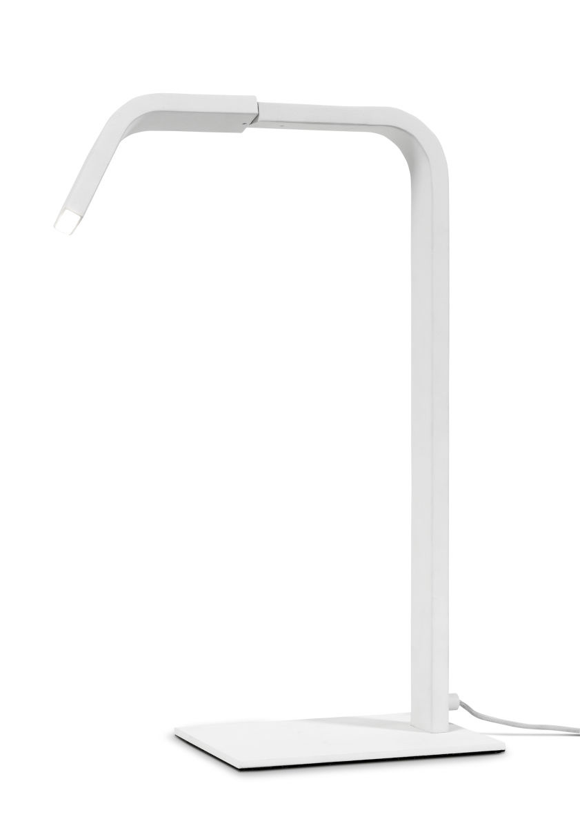 Tafellamp Zurich LED white-1