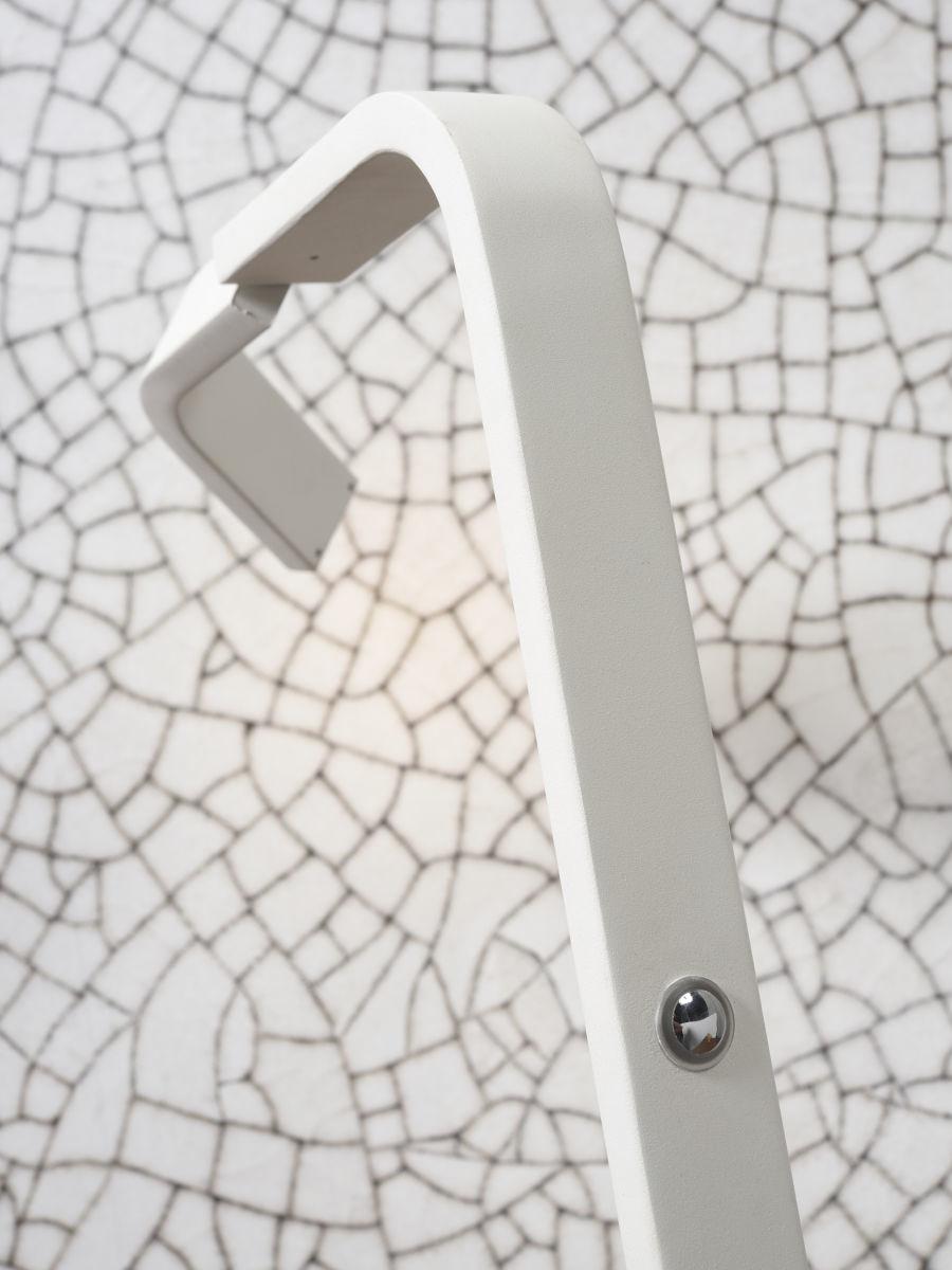 Tafellamp Zurich LED white-4