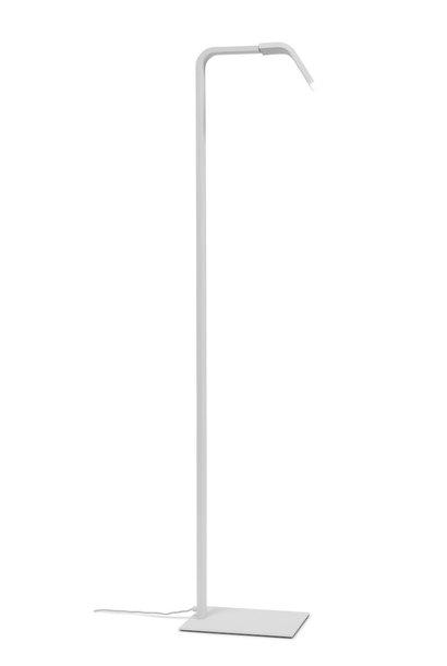 Vloerlamp Zurich LED white