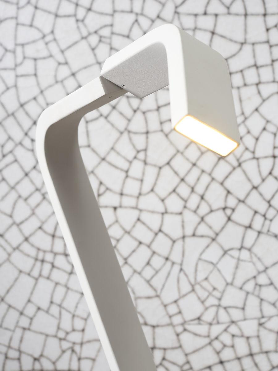 Vloerlamp Zurich LED white-3