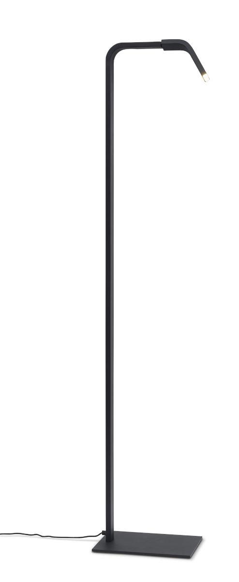 Vloerlamp Zurich LED black-1