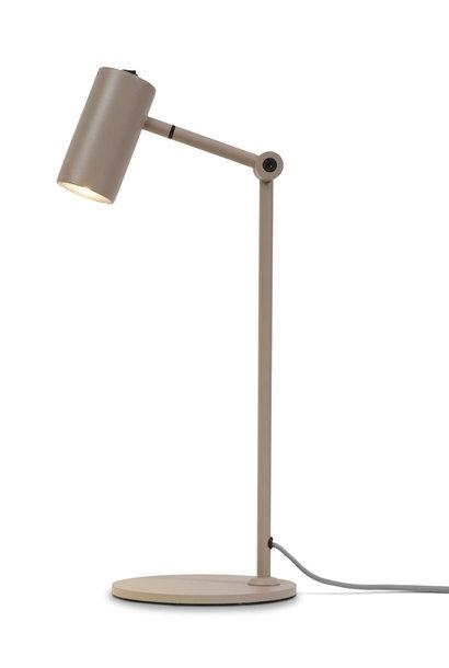 Tafellamp Montreux LED sand