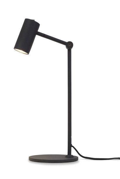 Tafellamp Montreux LED black