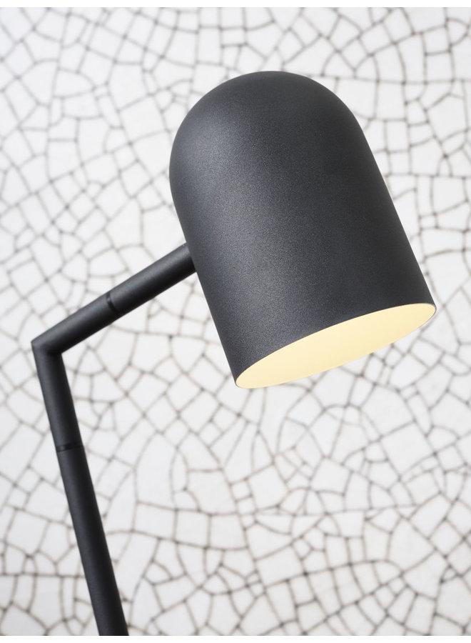 Vloerlamp Marseille black