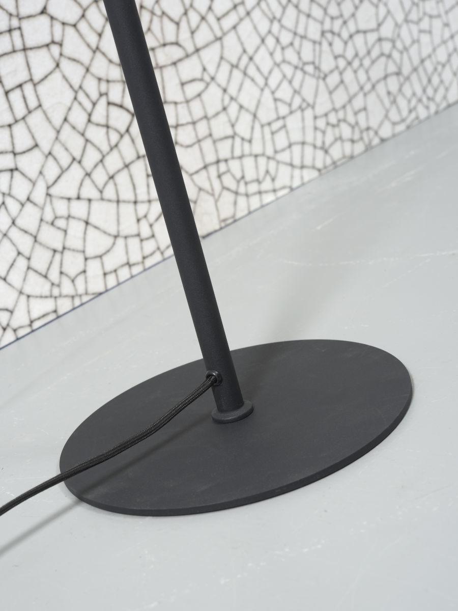 Vloerlamp Marseille black-4