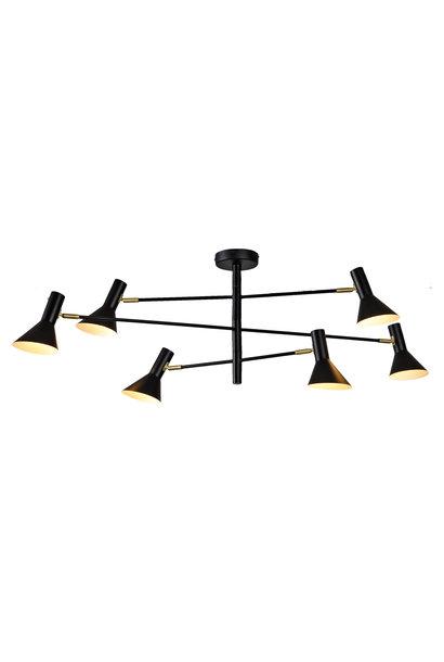 Hanglamp Izmir black