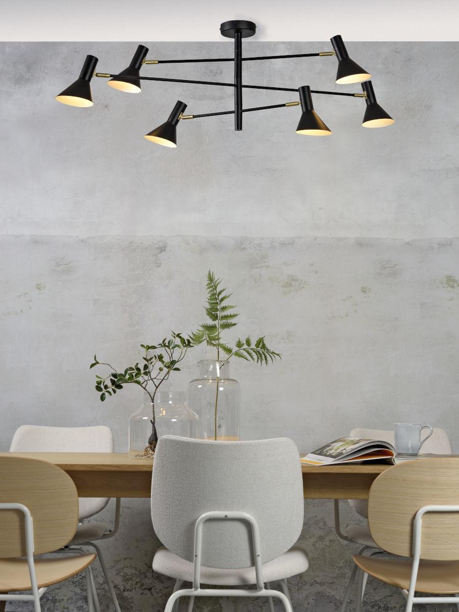 Hanglamp Izmir black-2