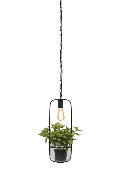 Hanglamp Florence black