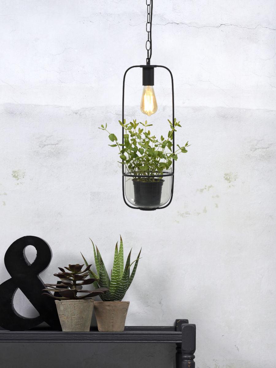 Hanglamp Florence black-2