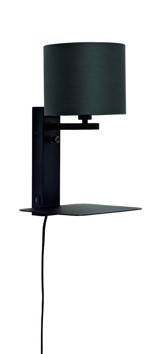 Wandlamp Florence 1815 black-1