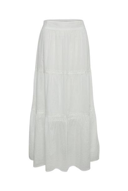 Rok IlyaCR Solid Skirt Snow White