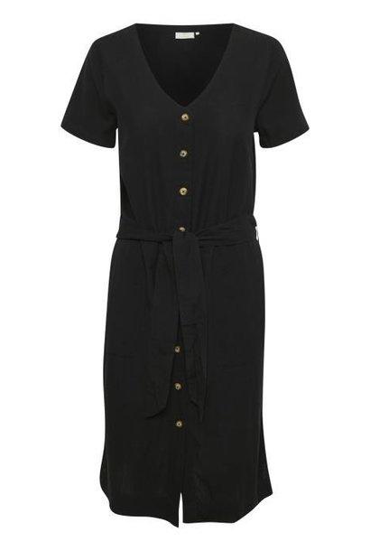 Jurk KAleny Dress Black Deep