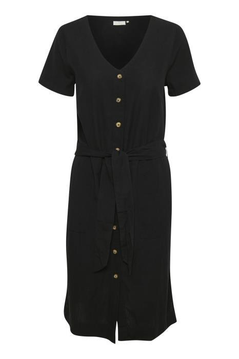 Jurk KAleny Dress Black Deep-1