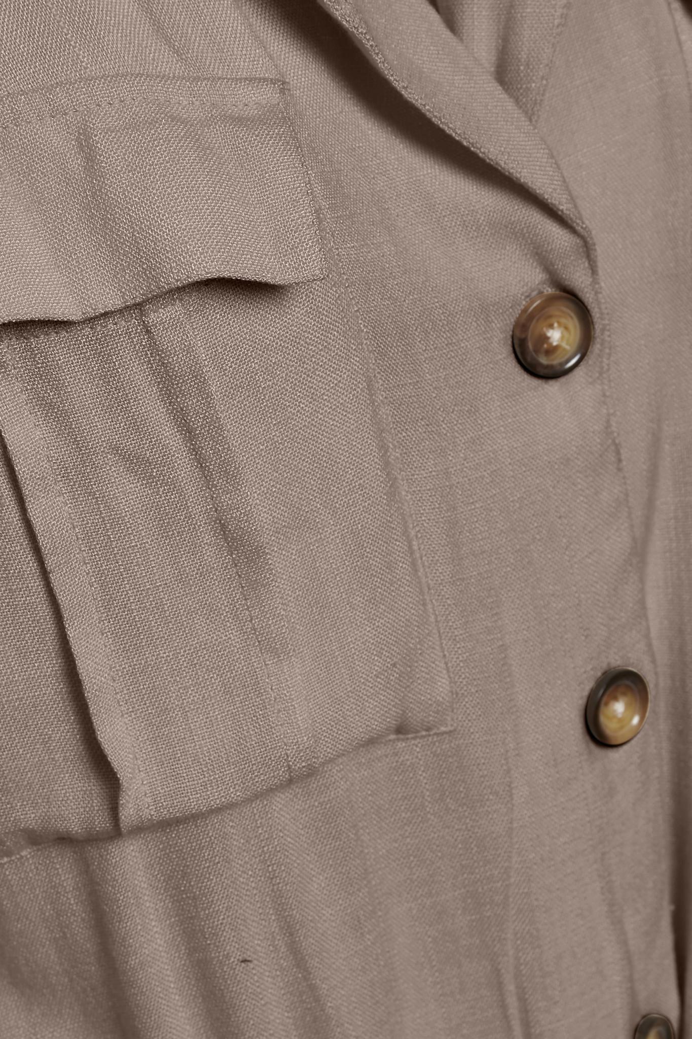 Jurk KAida Shirt Dress Ermine-3