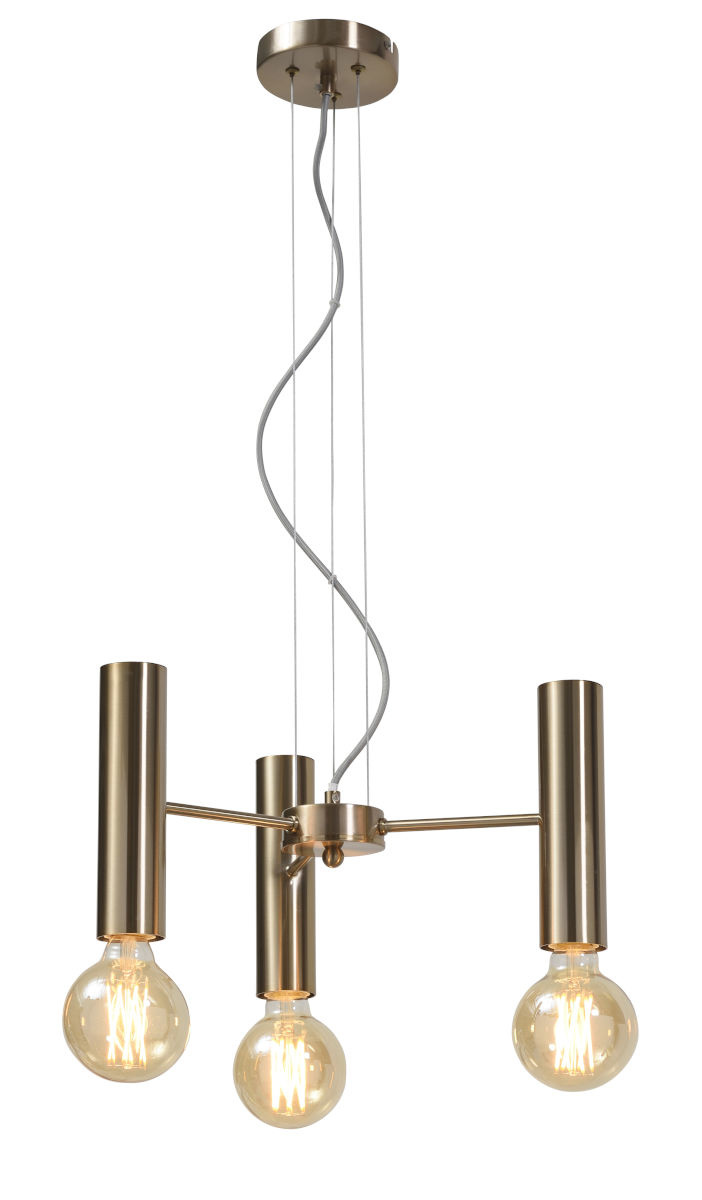 Hanglamp Cannes Chandelier gold S-1