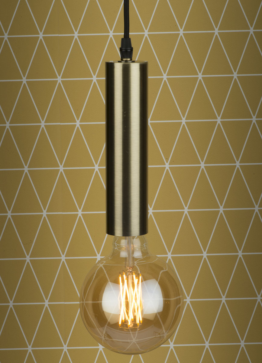 Hanglamp Cannes gold L-3