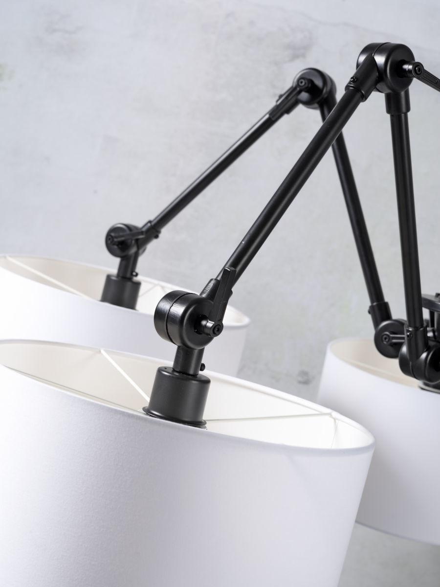 Hanglamp Amsterdam Chandelier black-2