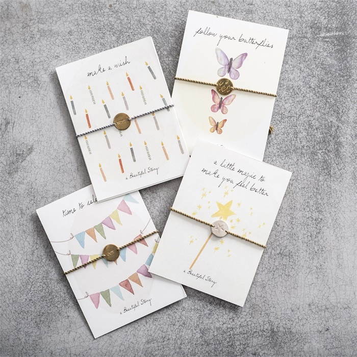 Armband Postcard Butterflies-2
