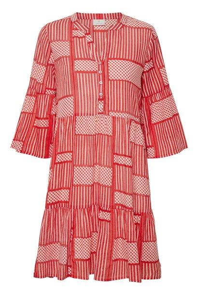 Jurk KAparris Dress High Risk Red