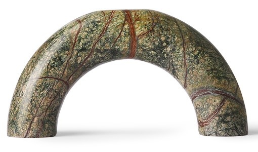 Object green marble arch-1