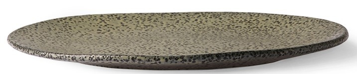 Bord gradient ceramics side plate green-3