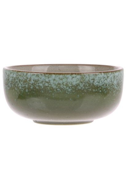 Kom ceramic 70's bowl medium grass