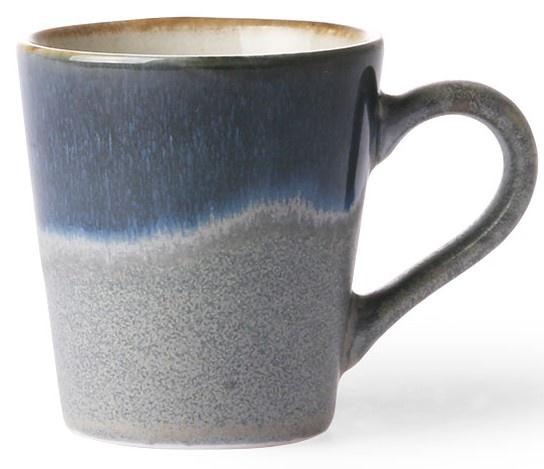 Mok ceramic 70's espresso Ocean-1