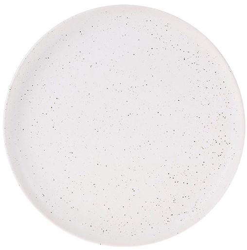 Bord ceramics Ø21cm White-1