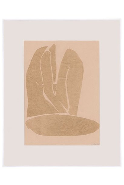 Fotolijst tiny art frame l sand