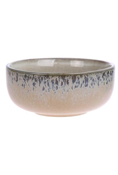Kom ceramic 70's bowl medium: bark