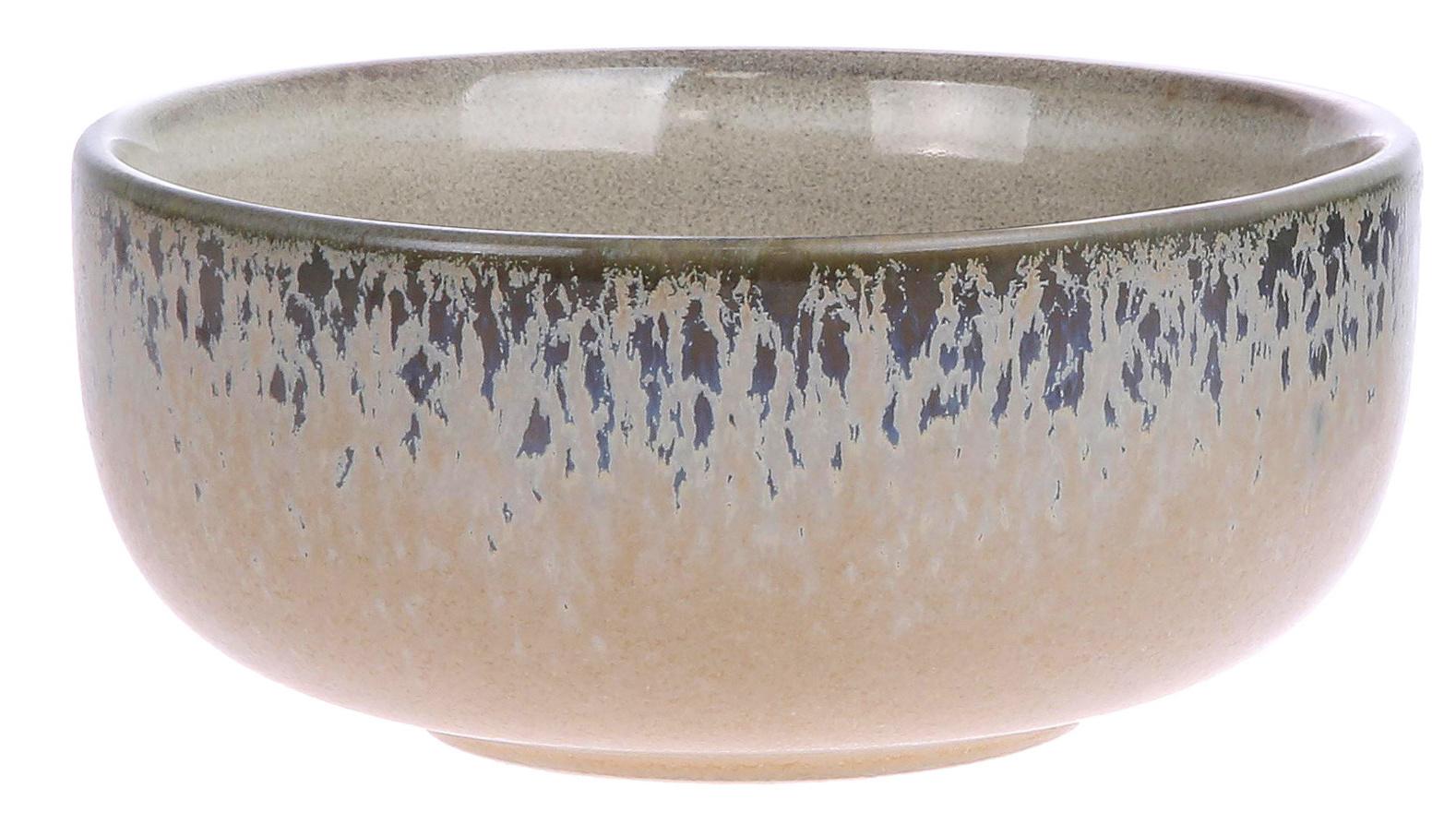 Kom ceramic 70's bowl medium: bark-1