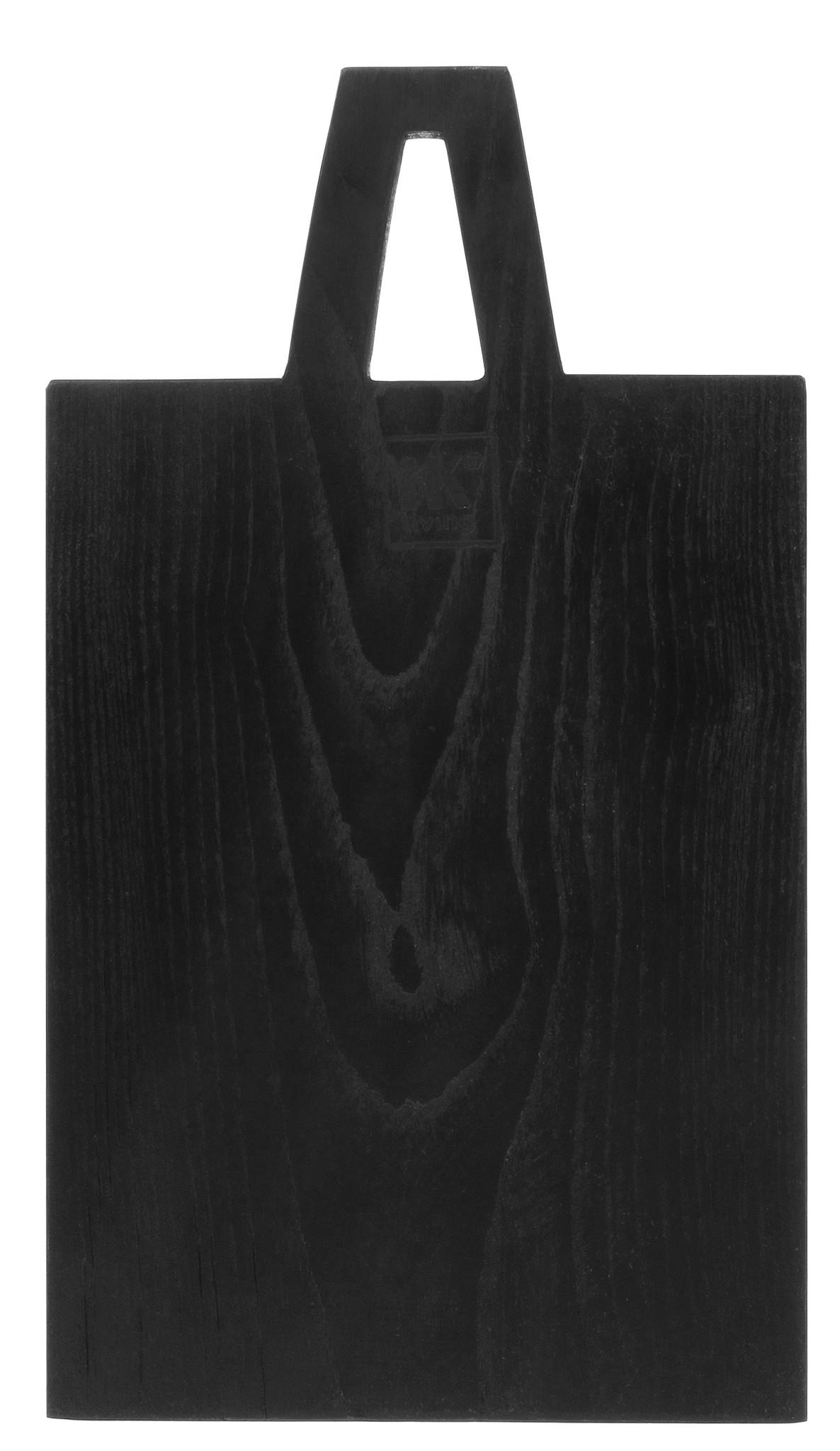 Broodplank Square S 30x17cm Black-1