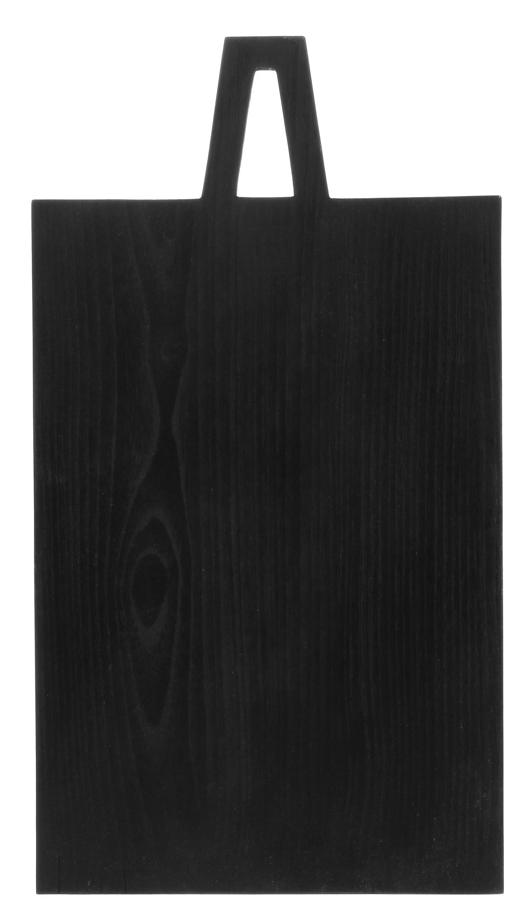 Broodplank black bread board square L-1