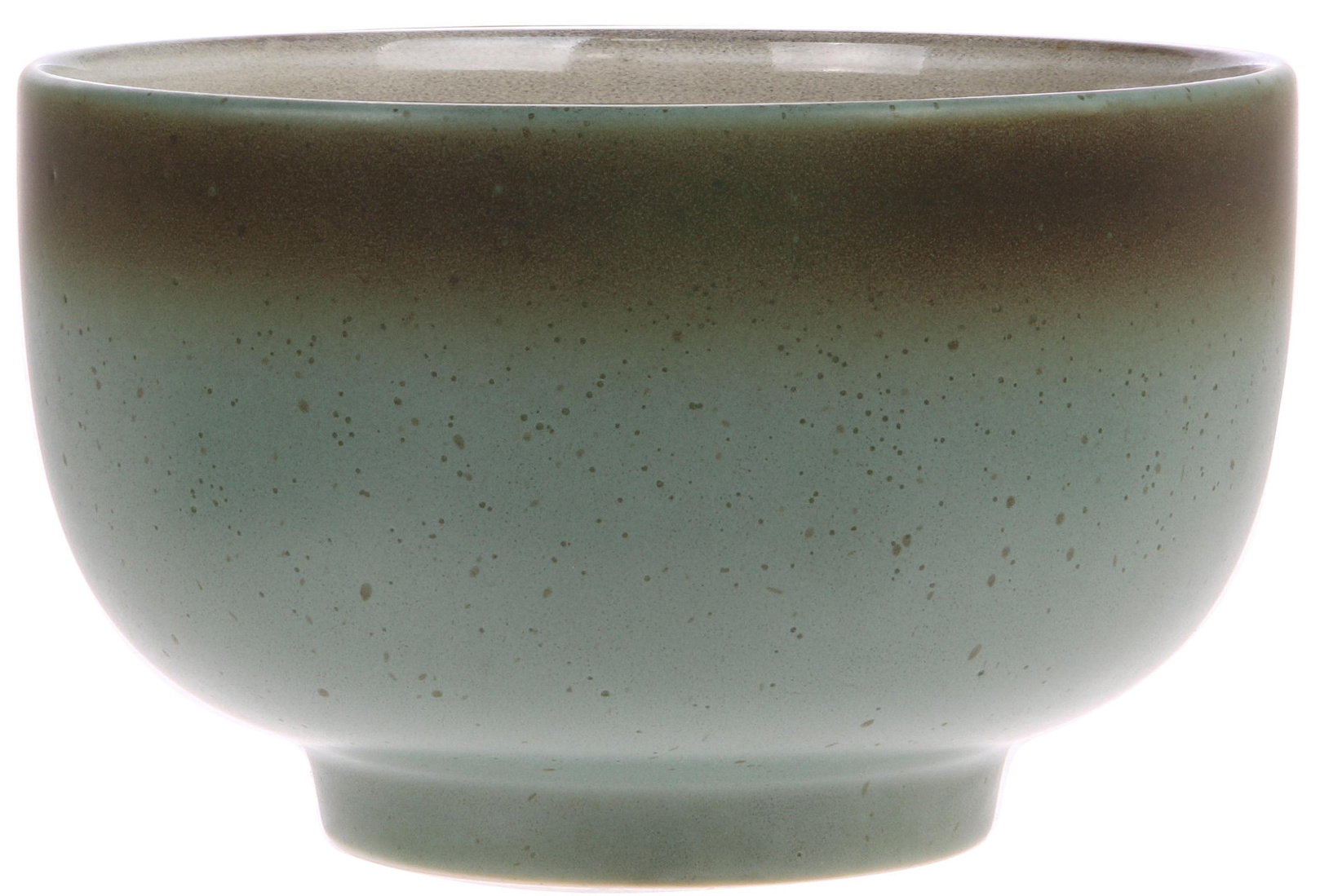 Kom ceramic 70's noodle bowl: moon-1