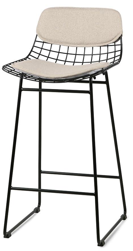 Barstoel stool comfort kit sand-1