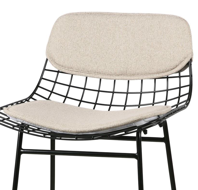 Barstoel stool comfort kit sand-2