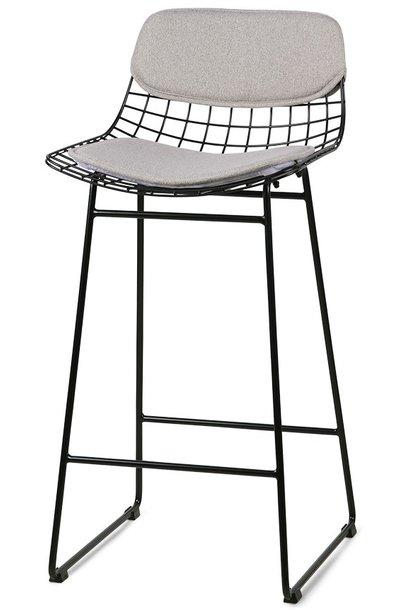 Barstoel stool comfort kit pebble
